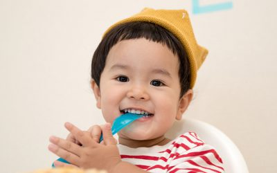 Preventing infant tooth decay