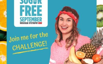 "Join us for ""Sugar Free September"""